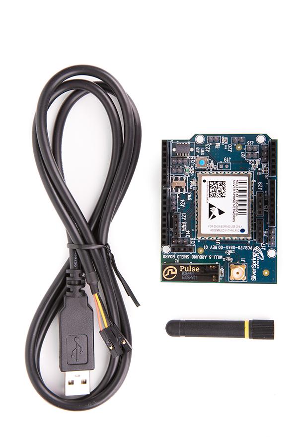 Milli Dev Kit with cord