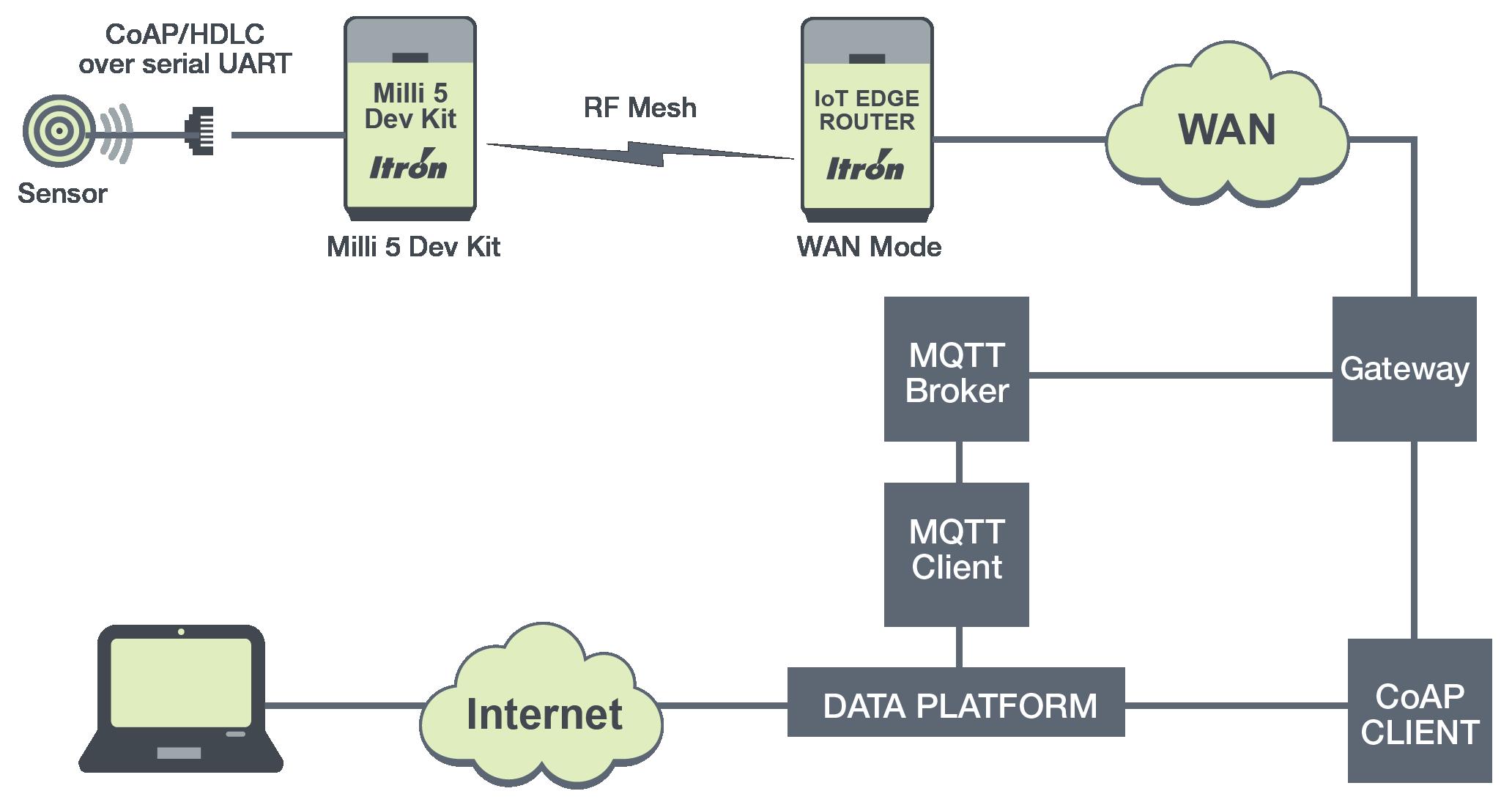 CoAP Overview | Itron, Inc.